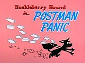 Postman Panic Picture Into Cartoon