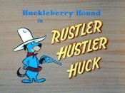Rustler Hustler Huck Cartoon Picture