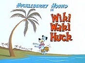 Wiki Waki Huck Cartoon Picture
