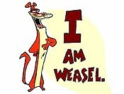 I Am Frankenweasel The Cartoon Pictures