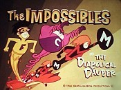 The Diabolical Dauber Pictures Cartoons
