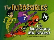 The Infamous Mr. Instant Pictures To Cartoon