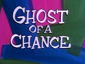 Ghost Of A Chance Picture Of Cartoon