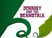 Johnny And The Beanstalk Picture Of The Cartoon