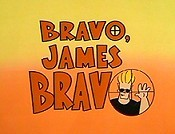 Bravo, James Bravo Cartoon Picture
