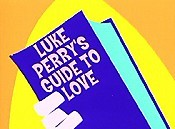Luke Perry's Guide To Love Cartoon Picture