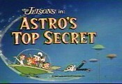 Astro's Top Secret Cartoon Picture