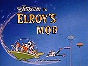 Elroy's Mob Picture Into Cartoon