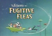 Fugitive Fleas Cartoon Character Picture