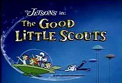 The Good Little Scouts Picture Into Cartoon