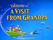 A Visit From Grandpa Picture Of Cartoon