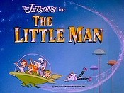 The Little Man Cartoon Picture