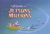 Jetsons' Millions Picture Of The Cartoon