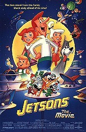 Jetsons: The Movie Picture To Cartoon