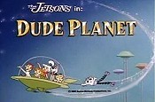 Dude Planet Cartoon Picture
