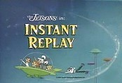 Instant Replay Cartoon Picture