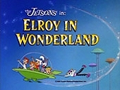 Elroy In Wonderland Cartoon Pictures