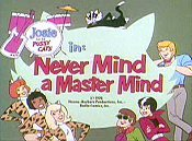 Never Mind A Master Mind Cartoon Character Picture