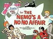 The Nemo's A No No Affair Cartoon Character Picture