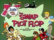 Swap Plot Flop Picture To Cartoon