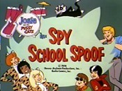 Spy School Spoof Pictures To Cartoon