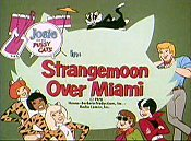 Strangemoon Over Miami Free Cartoon Picture
