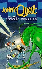 Jonny Quest vs. The Cyber Insects Cartoon Picture
