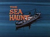 The Sea Haunt Picture Into Cartoon