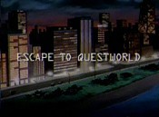 Escape To Questworld Cartoon Funny Pictures