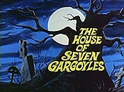 The House Of Seven Gargoyles Picture Into Cartoon