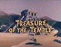 Treasure Of The Temple Cartoon Picture