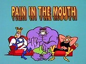 Pain In The Mouth The Cartoon Pictures