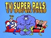 TV Super Pals The Cartoon Pictures