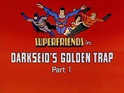 Darkseid's Golden Trap (Part I) Cartoon Character Picture