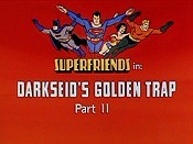 Darkseid's Golden Trap (Part II) Cartoon Character Picture