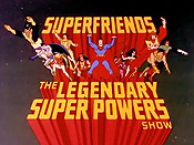 The Case Of The Shrinking Super Friends Cartoon Character Picture