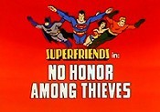 No Honor Among Thieves Cartoon Character Picture
