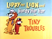 Tiny Troubles The Cartoon Pictures