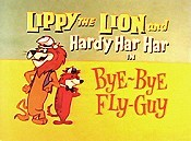 Bye-Bye Fly-Guy Cartoons Picture