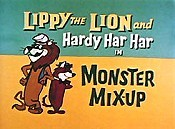 Monster Mix-Up The Cartoon Pictures