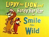 Smile The Wild Cartoon Picture