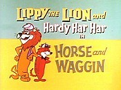 Horse And Waggin Cartoons Picture