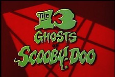 The 13 Ghosts of Scooby-Doo Episode Guide Logo