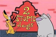 2 Stupid Dogs Episode Guide Logo