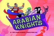 Arabian Knights Episode Guide Logo