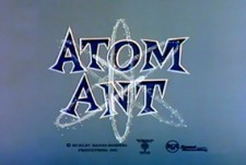 The Atom Ant/Secret Squirrel Show  Logo