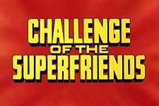 Challenge of the Super Friends Episode Guide Logo