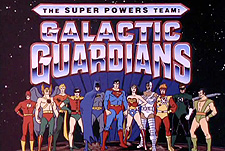 The Super Powers Team: Galactic Guardians Episode Guide Logo
