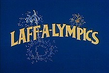 Scooby's Laff-A-Lympics Episode Guide Logo