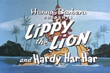 Lippy the Lion and Hardy Har Har Episode Guide Logo